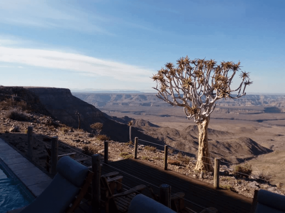 Fish River Canyon Lodge - Namibia's best luxury lodges
