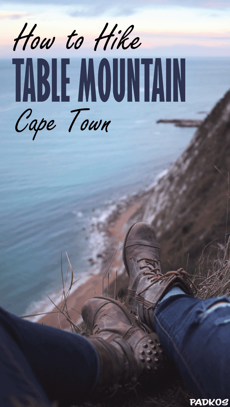 Hiking Table Mountain How to & The Best Routes