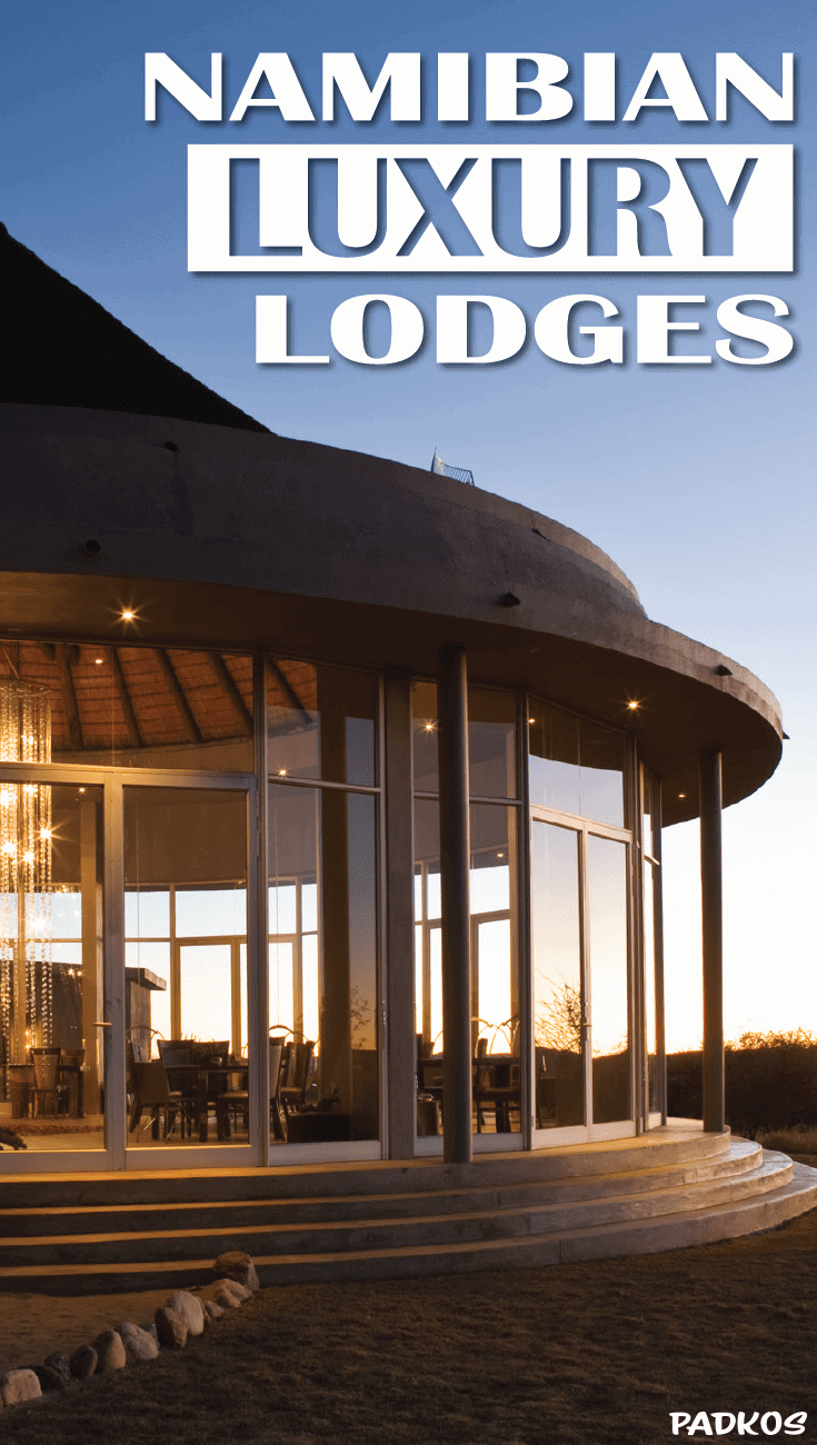 Best Luxury Lodges in Namibia