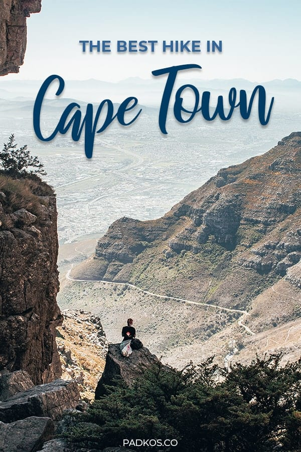 The best hike in Cape Town