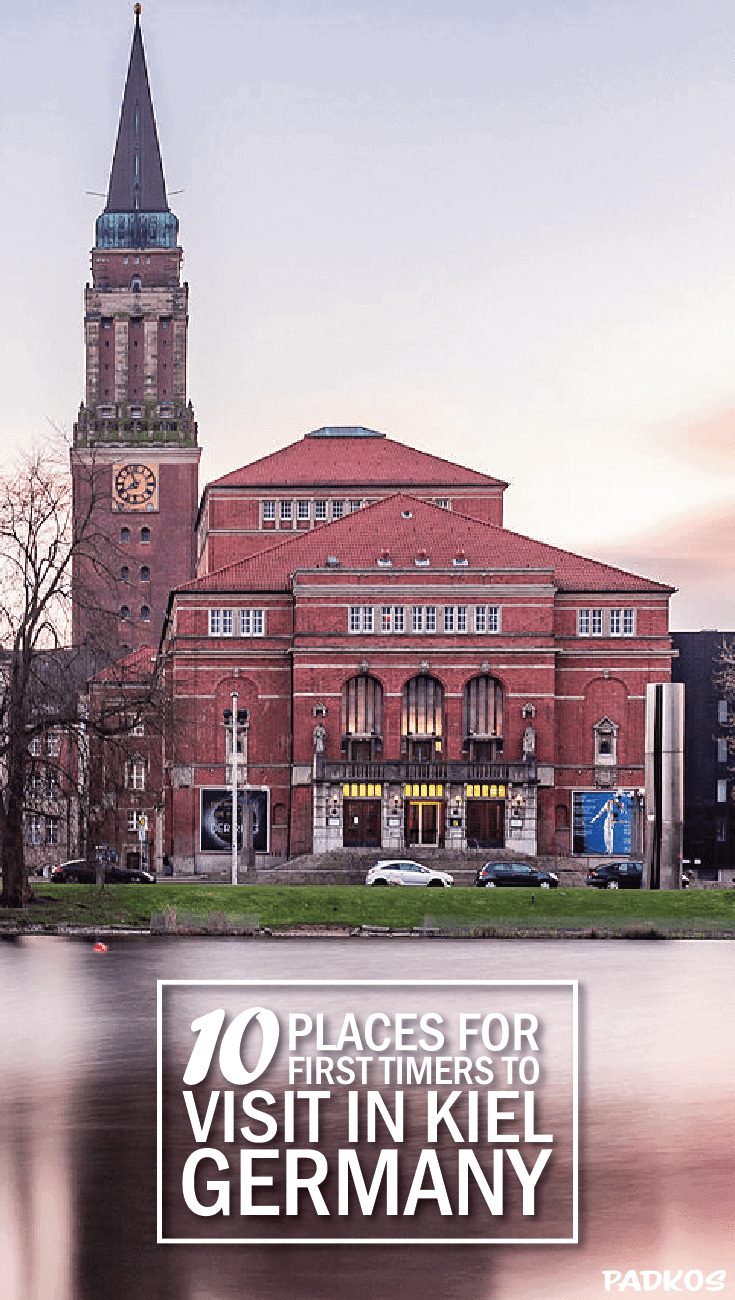 10 Places for first timers to visit in Kiel Germany