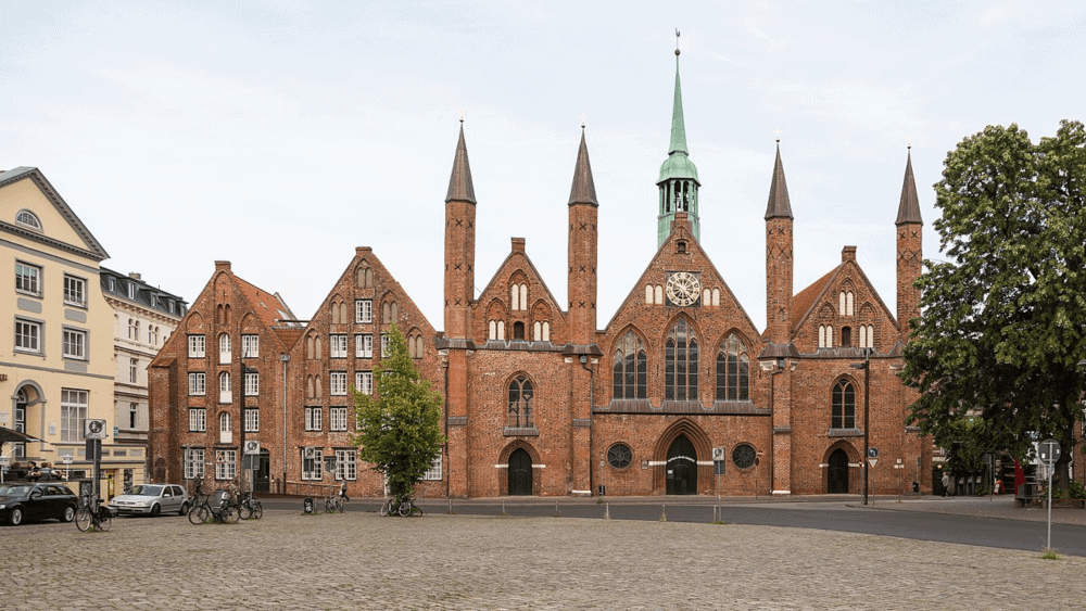 Hospital of the Holy Spirit - Lübeck