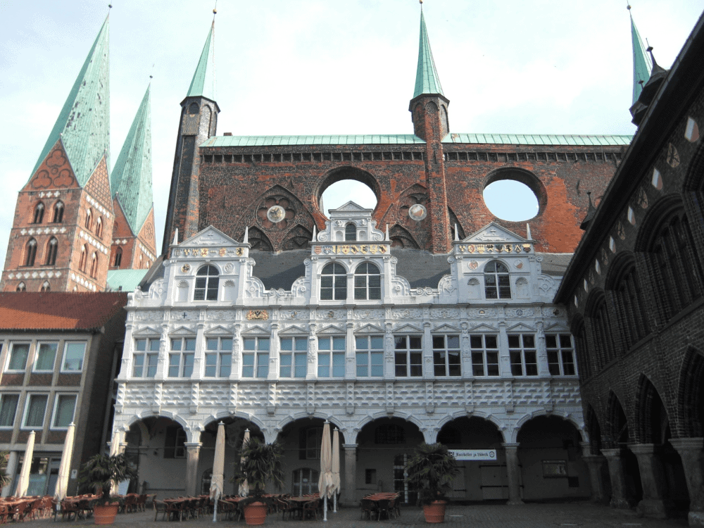 lubeck town hall