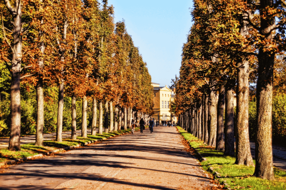 Potsdam - Best hiking Trails in Germany
