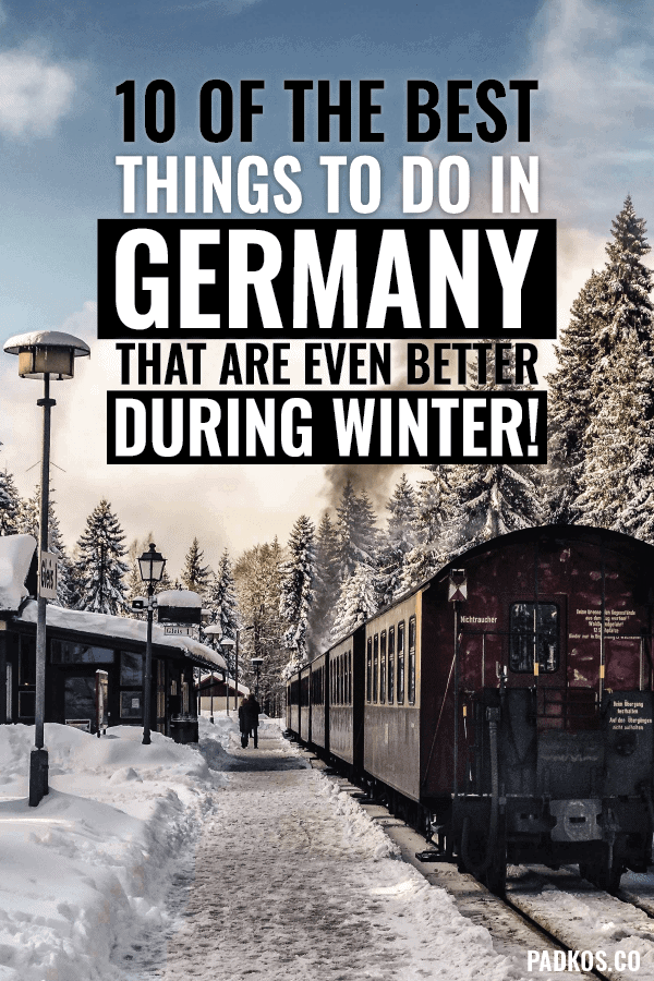 10 of the best things to do in germany that are even better during winter