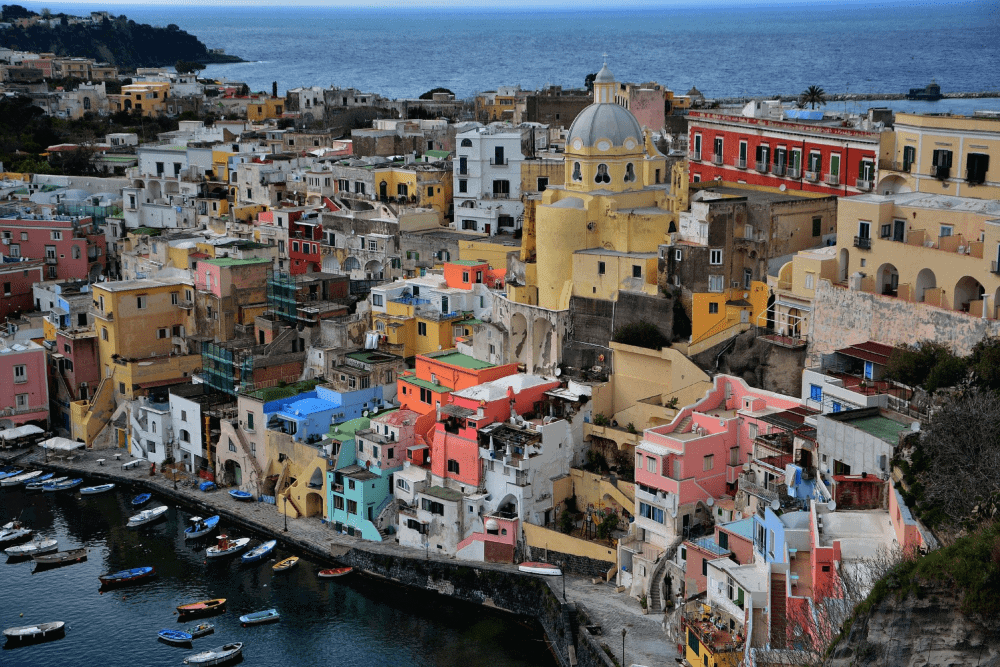 The Best Lesser-Known Bucket List Destinations in Europe - Procida - Padkos.co