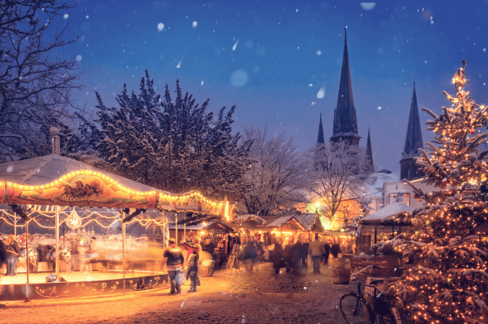 Christmas Market in Germany - The best things to do in Germany during the Winter