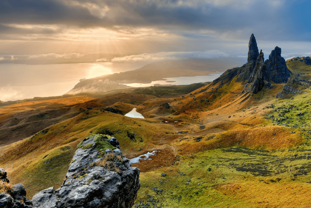The Best Lesser-Known Bucket List Destinations in Europe - Isle of Skye - Padkos.co