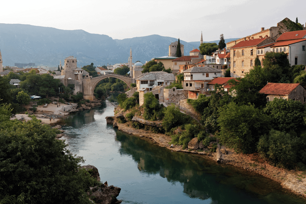 The Best Lesser-Known Bucket List Destinations in Europe - Mostar - Padkos.co