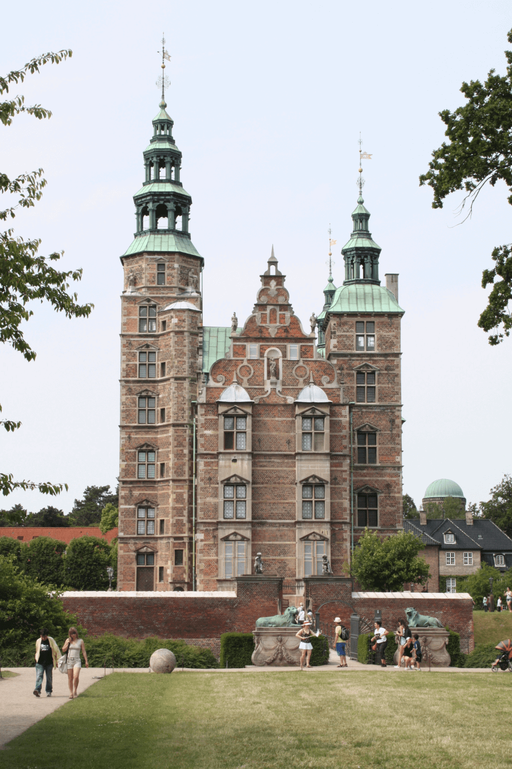 15 best places to visit with the Copenhagen Card - Padkos.co - Rosenborg Castle