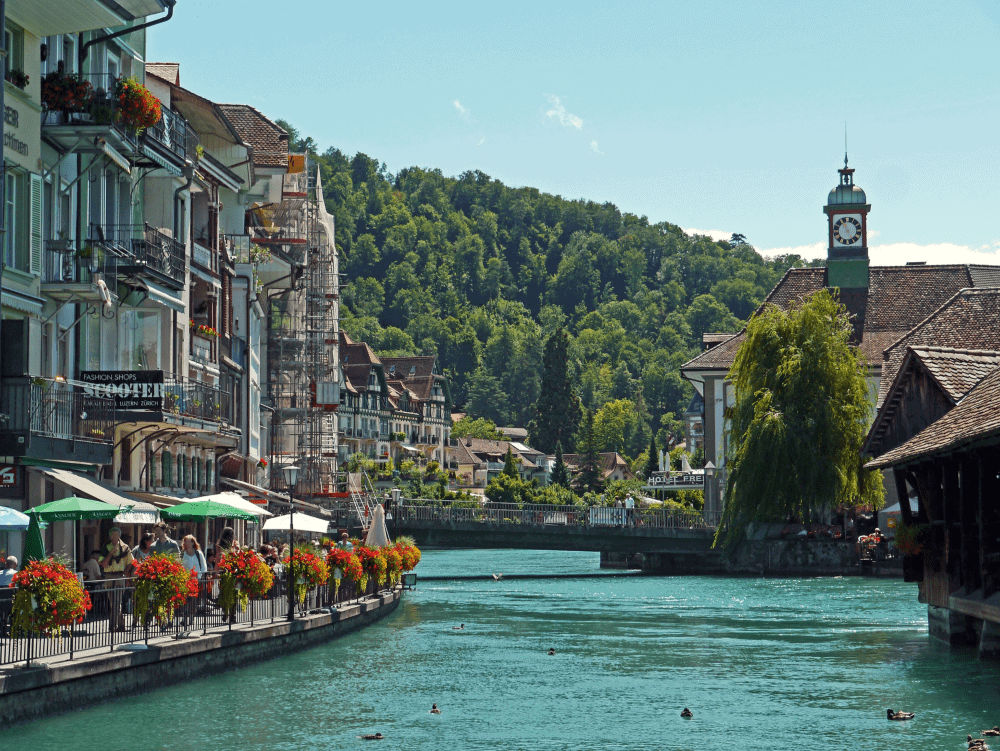 The Best Lesser-Known Bucket List Destinations in Europe - Thun - Padkos.co
