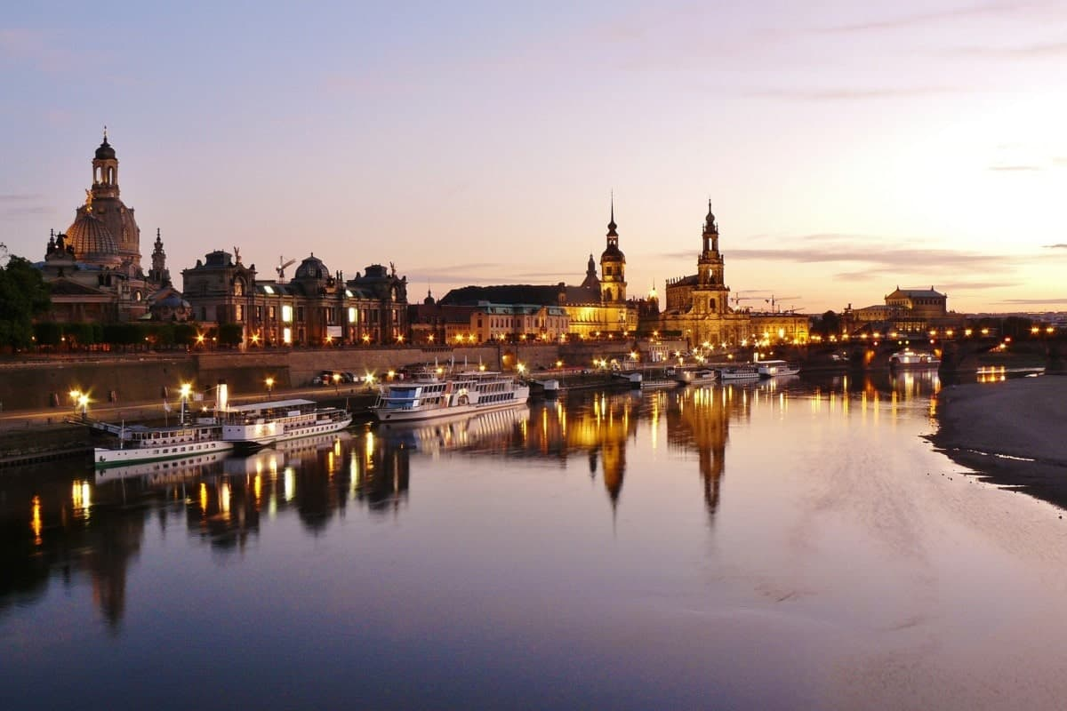 Dresden, one of the best cities to visit in Germany