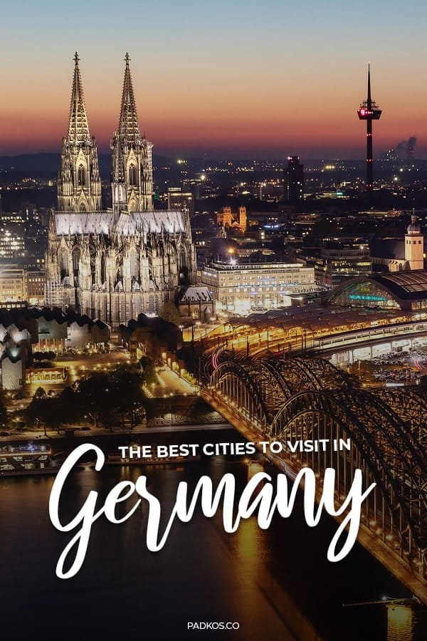 The best cities to visit in Germany