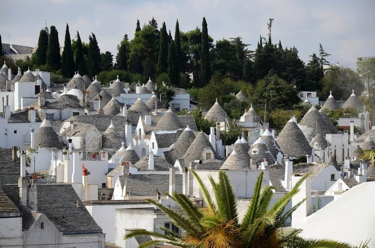 The most Instagrammable places in Italy - Alberobello - Padkos.co