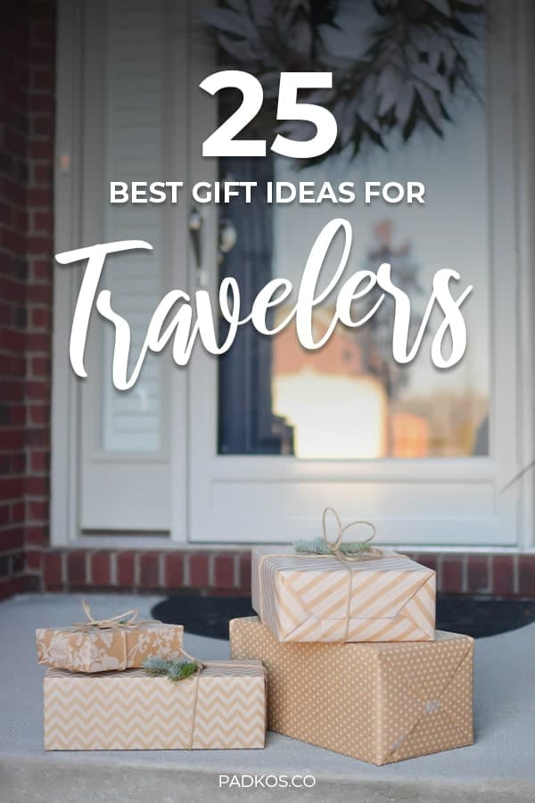 25 best gift ideas for travelers