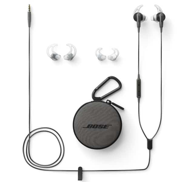 25 of the Best Gift Ideas for Travelers - Bose In-Ear Headphones
