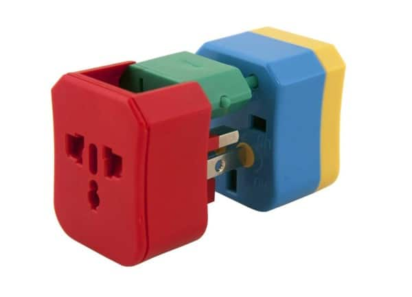 25 of the best gift ideas for travelers - Flight 001 Travel Adapter