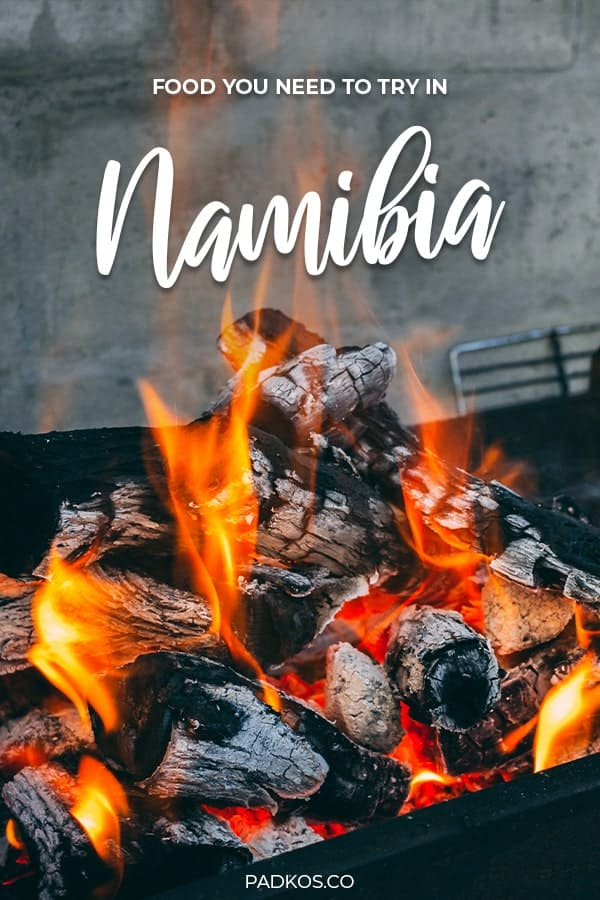 Food you need to try in namibia