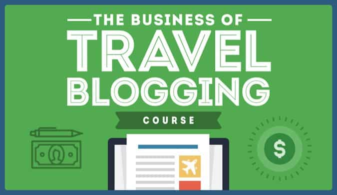 The Business of Travel Blogging Course