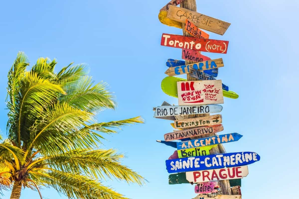 Travel Tips 50+ ways to save money whilst traveling