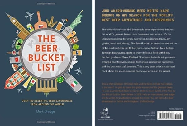 25 of the Best Gift Ideas for Travelers - The Beer Bucket List Book