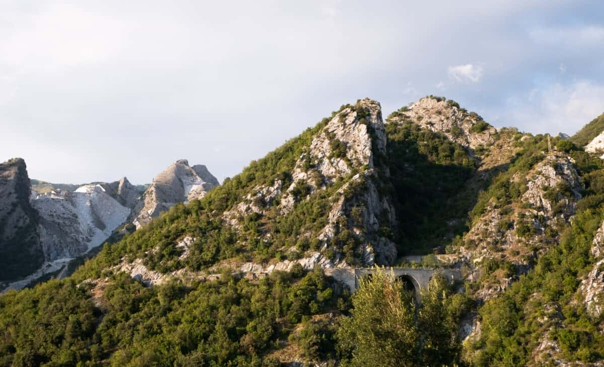 Apuan Alps - The 10 best places to visit in Tuscany