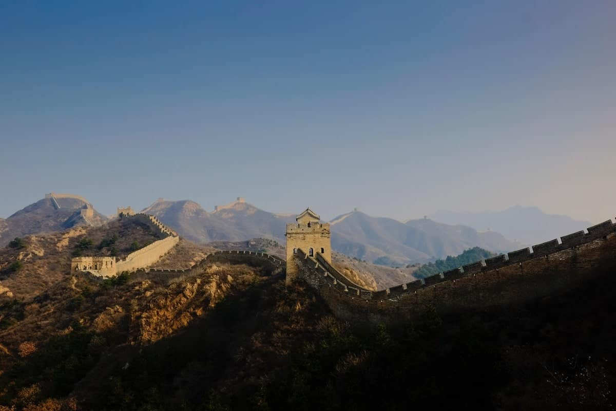 The 13 Most Cliché Travel Destinations - Great Wall of China
