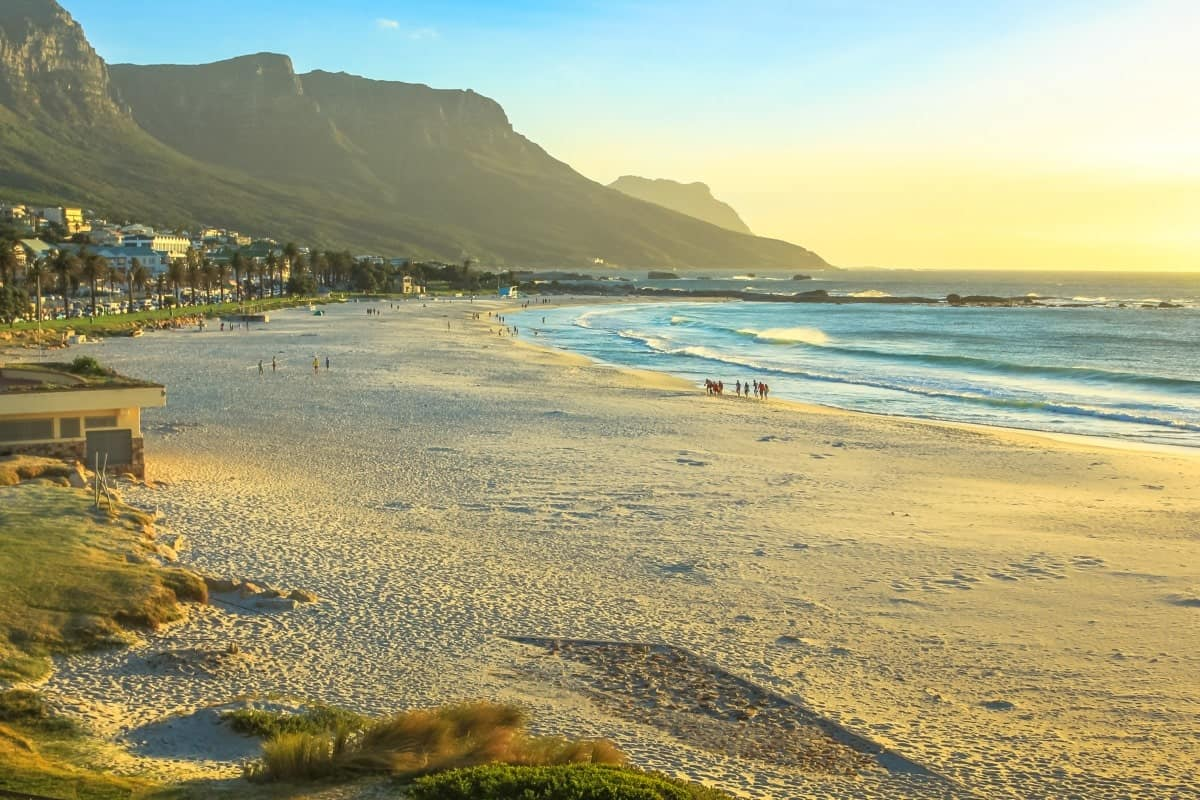 The Most Instagrammable Places in Cape Town - Camps Bay