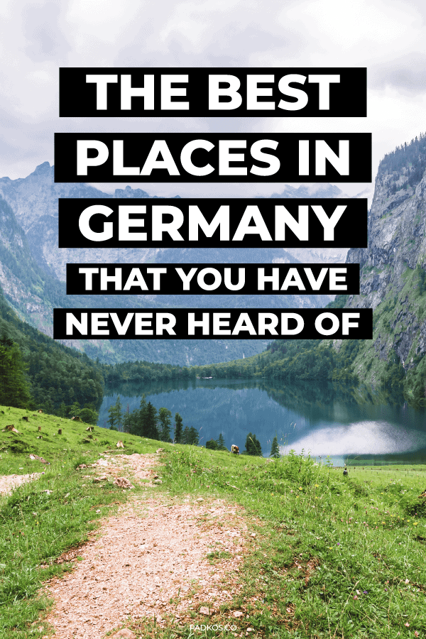 the best places in Germany that you have never heard of