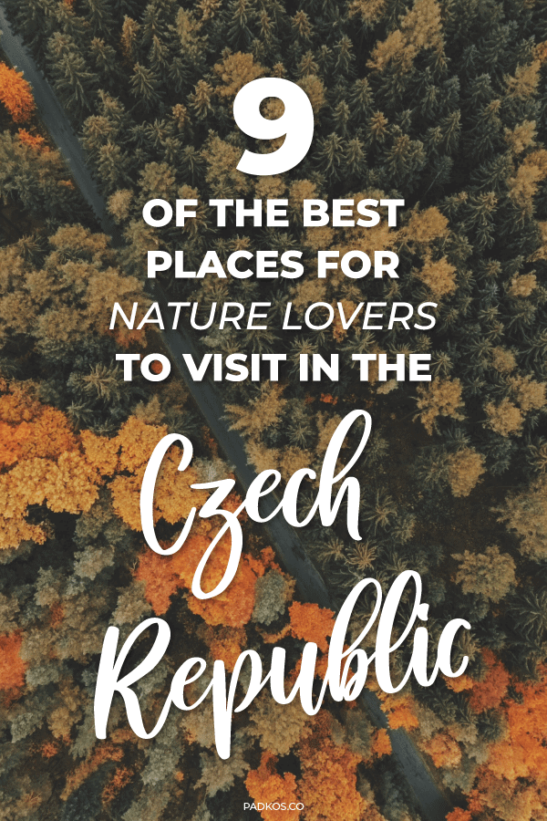 9 of the best places for nature lovers to visit in the Czech Republic