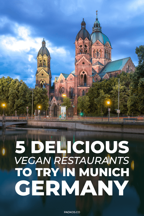 5 Delicious vegan restaurants to try in munich germany