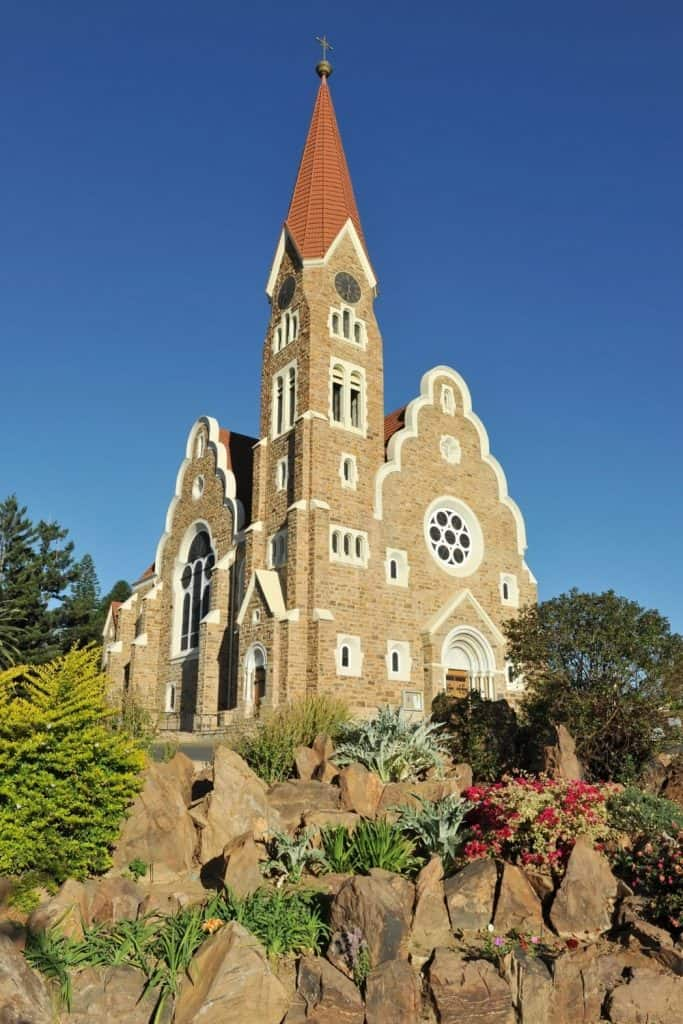 Things to do in Windhoek - Christuskirche