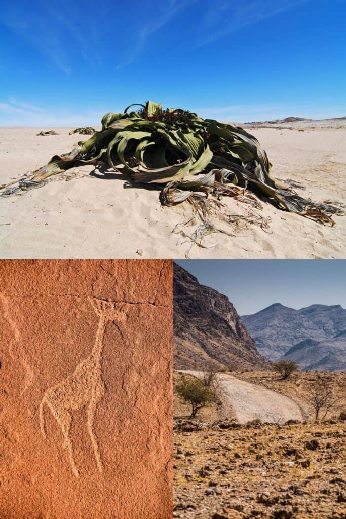 Best Places in Namibia - Damaraland