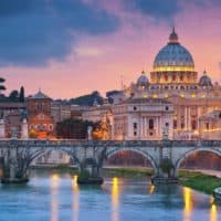 The beautiful city of Rome