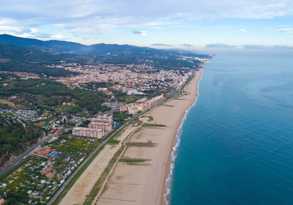 Places to visit in Catalonia - Canet de Mar