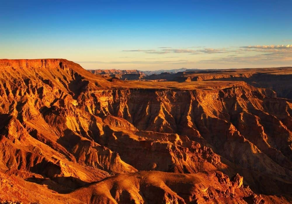 Best Places in Namibia - Fish River Canyon