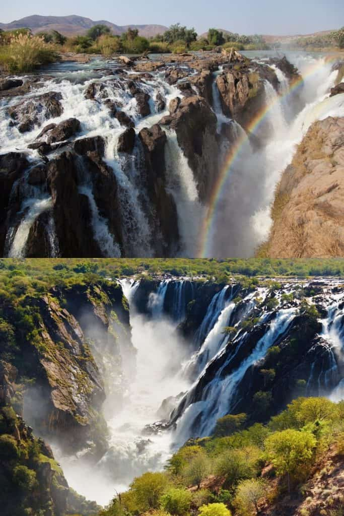 Best Places in Namibia - Ruacana & Epupa Falls